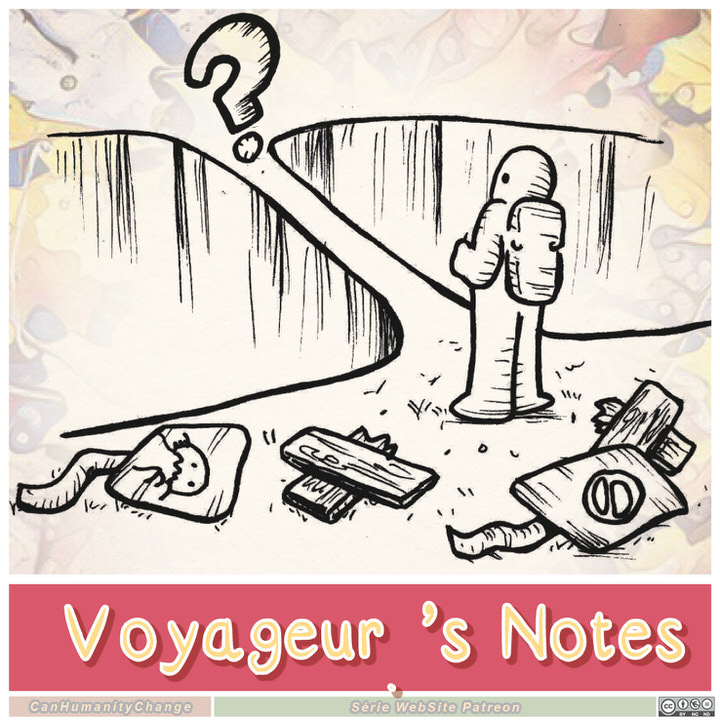 Journal du Voyageur -  001 - 2102 - KLV